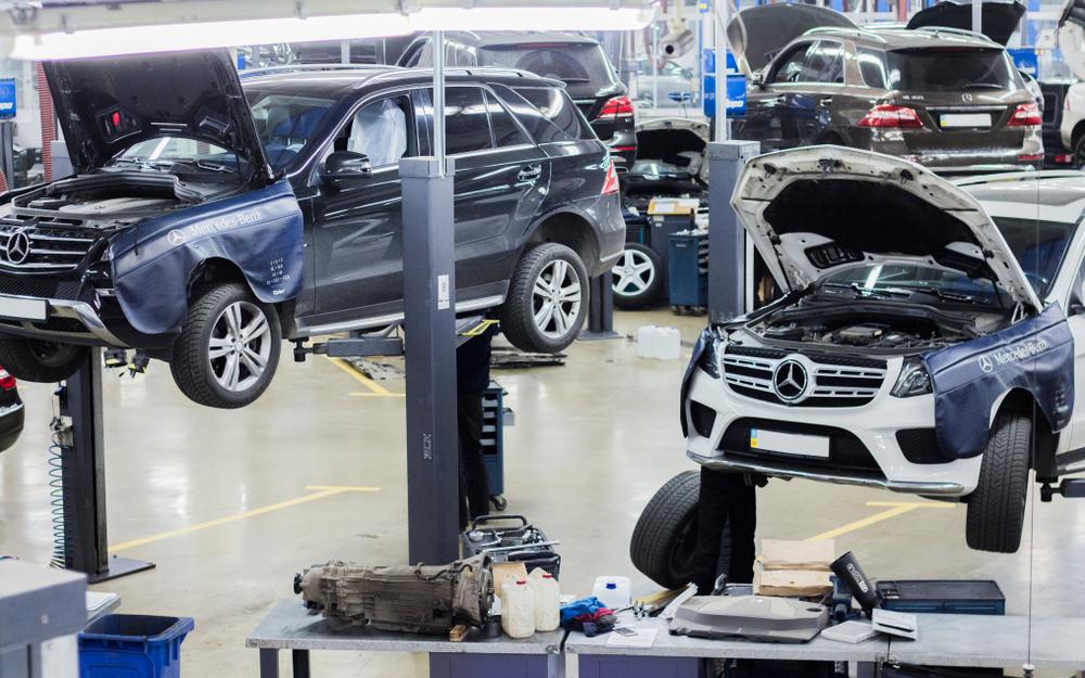 Tips to find Mercedes workshop
