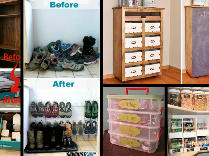 Storage solutions – questions and answers